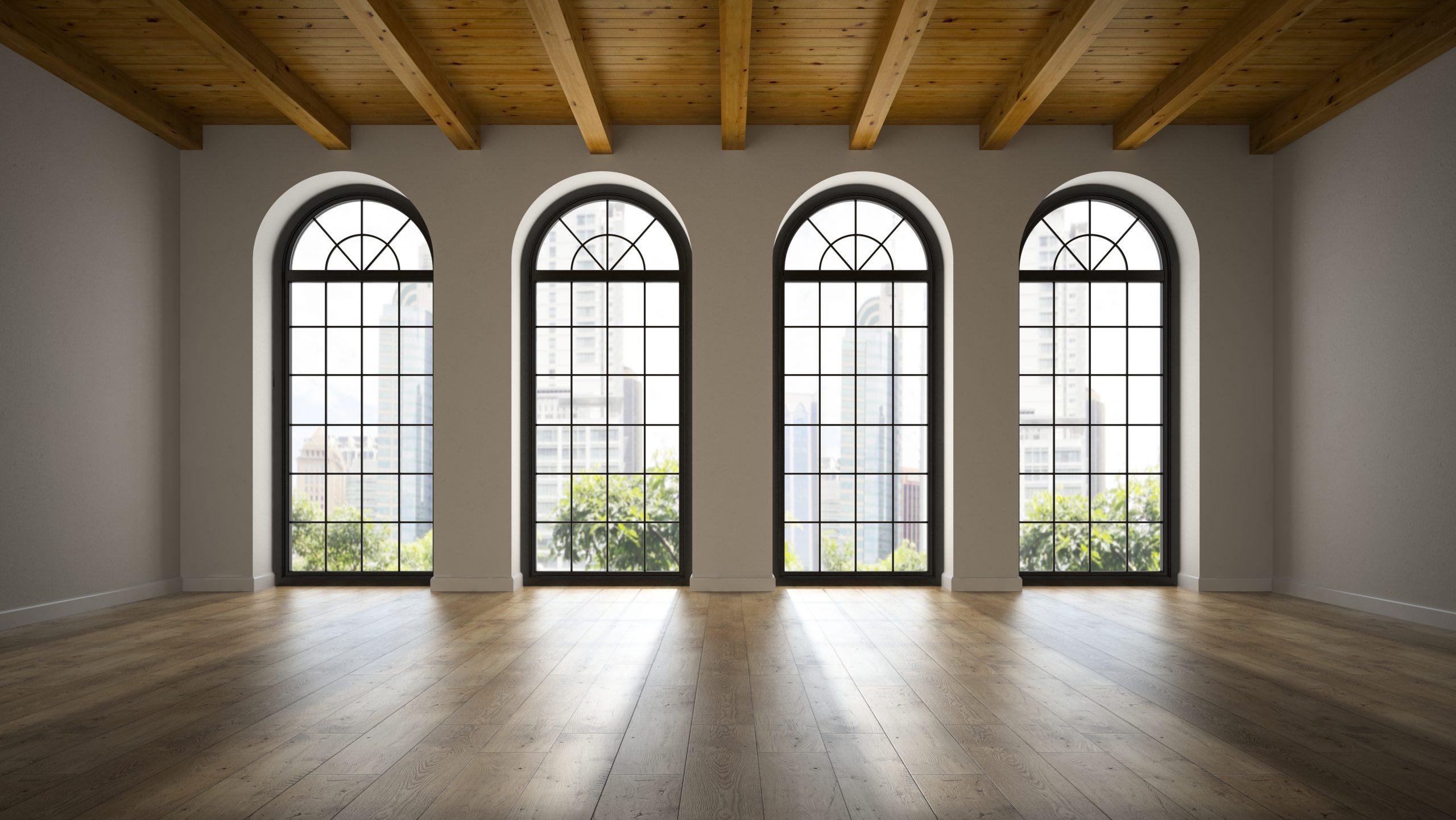 finestre in vetro