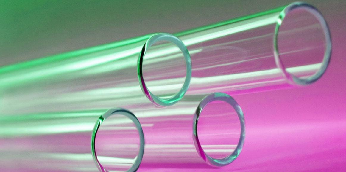 tubi di vetro